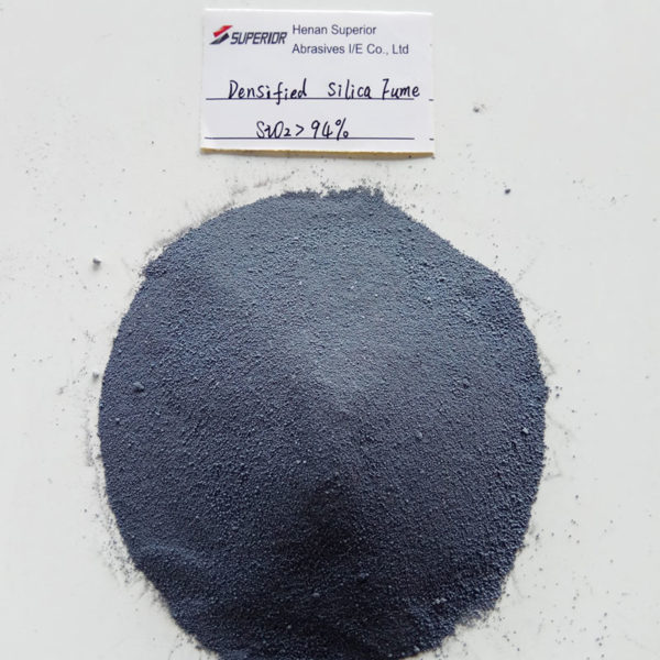 94% Densified silica fume
