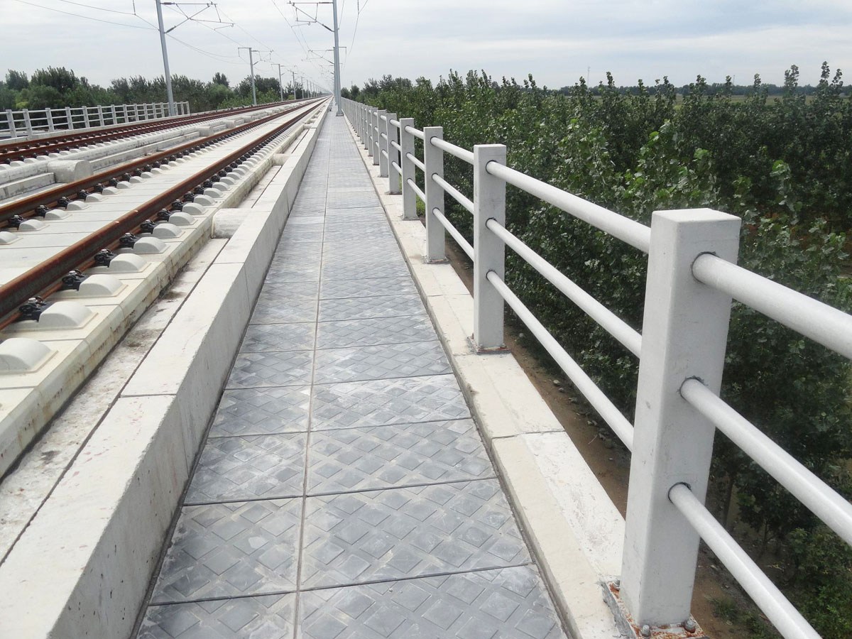 Microsilica Used in High-speed Rail RPC cover plate