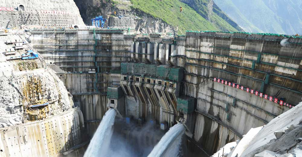 Microsilica Fume Used in Water conservancy and hydropower project