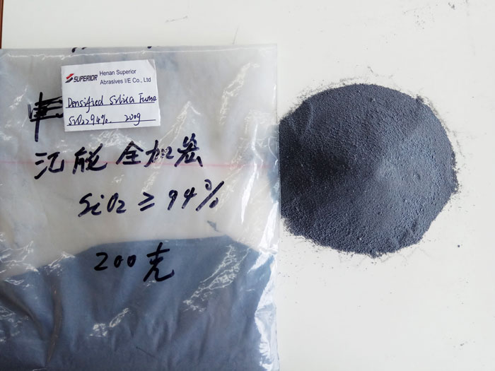 densified silica fume