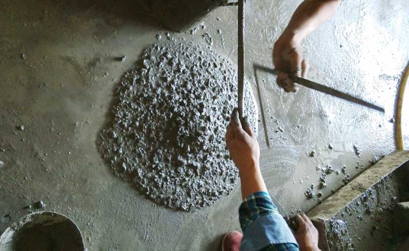 Silica Based Concrete Additives