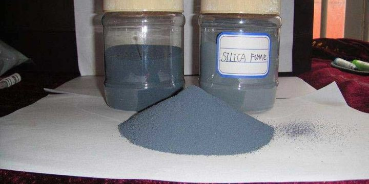 Silica fume water absorption rate in Lightweight Aggregate Concrete LWAC
