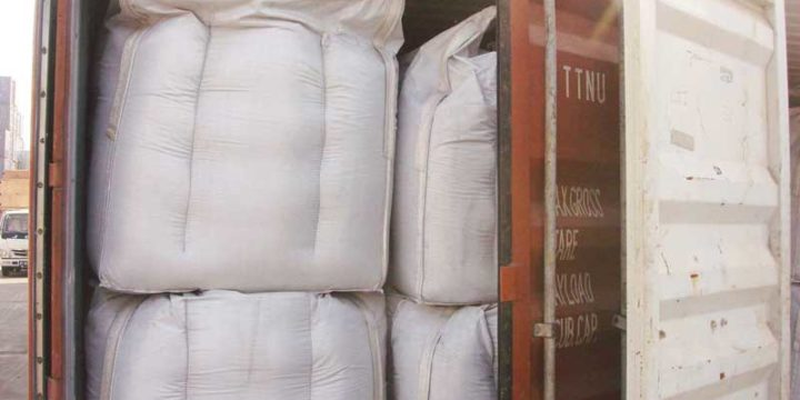 92 microsilica dry powder shipped to Croatia